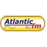 Logo da emissora Atlantic 95.1 FM