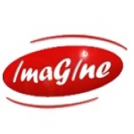 Logo da emissora Imagine 96.2 FM