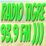 Logo da emissora Tigre 93.9 FM