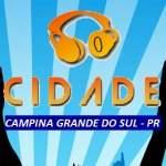 Logo da emissora Rádio Cidade Campina