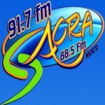 Logo da emissora WZCA 91.7 FM