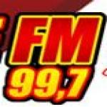Logo da emissora R�dio Liberdade 99.7 FM