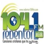 Logo da emissora WERR 104.1 FM