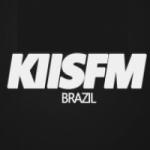 Logo da emissora Kiis FM Brazil