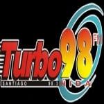 Logo da emissora Turbo 98.3 FM