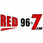 Logo da emissora Radio Red 96.7 FM