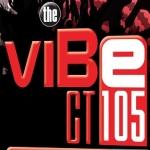 Logo da emissora Vibect 105.1 FM