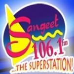 Logo da emissora Sangeet 106.1 FM