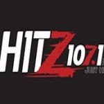 Logo da emissora Hitz 107.1 FM