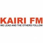 Logo da emissora Radio Kairi 93.1 FM