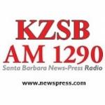 Logo da emissora Radio KZSB 1290 AM