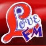 Logo da emissora Love 103.9 FM