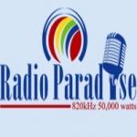 Logo da emissora Radio Paradise 825 AM