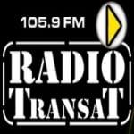 Logo da emissora Transat 105.9 FM