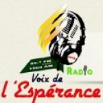 Logo da emissora Voix Del Esperance 89.7 FM