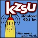 Logo da emissora Radio KZSU 90.1 FM