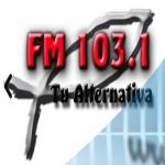 Logo da emissora Altenativa 103 103.1 FM