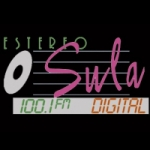 Logo da emissora Radio Stereo Sula 100.1 FM