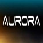 Logo da emissora Aurora 104.5 FM