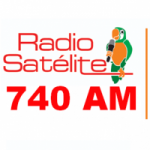 Logo da emissora Radio Satélite 740 AM