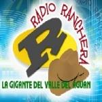 Logo da emissora Ranchera 103.1 FM