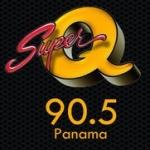Logo da emissora Super Q 90.5 FM