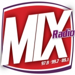 Logo da emissora Mix 97.9 FM