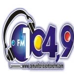 Logo da emissora R�dio Comunit�ria 104.9 FM