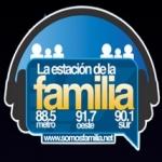 Logo da emissora WLUZ 88.5 FM
