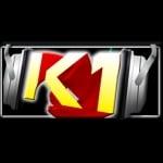 Logo da emissora Web Rádio K1