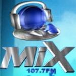 Logo da emissora Mix 107.7 FM