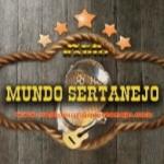 Logo da emissora R�dio Mundo Sertanejo