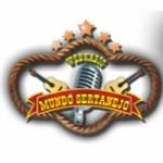 Logo da emissora Rádio Mundo Sertanejo