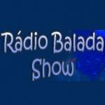 Logo da emissora Rádio Balada Show