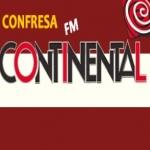 Logo da emissora Rádio Continental 88.5 FM