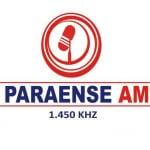 Logo da emissora Rádio Paraense 1450 AM