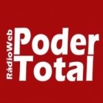 Logo da emissora Poder Total Rádio Web