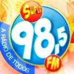 Logo da emissora Rádio Super 98 FM