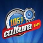 Logo da emissora R�dio Cultura 105.5 FM