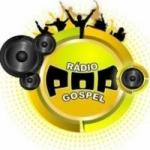 Logo da emissora Rádio Pop Gospel
