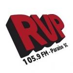 Logo da emissora R�dio A Voz do Para�so 105.9 FM