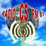 Logo da emissora Rádio CS 87.9 FM