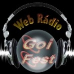 Logo da emissora Web Rádio Goifest