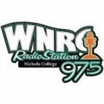 Logo da emissora Radio WNRC 97.5 FM