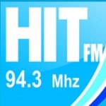 Logo da emissora Radio Hit 94.3 FM