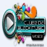 Logo da emissora Web Rádio Clube da Black Music