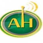 Logo da emissora Rádio Amazônia Hits