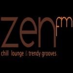 Logo da emissora Radio Zen 102.8 FM
