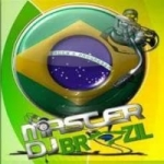 Logo da emissora Web R�dio Master Deejay Brasil