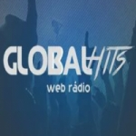 Logo da emissora Rádio Global Hits